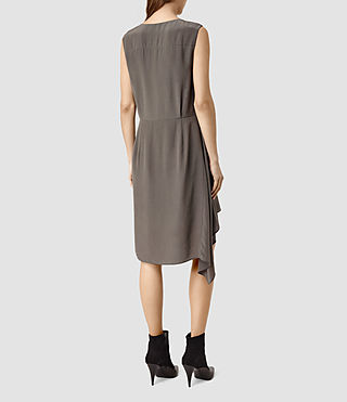 Women's Vista Dress (Slate Grey) - product_image_alt_text_3