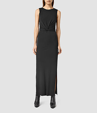 Womens Mia Dress (Black)
