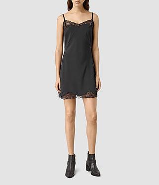 Womens Emeline Cami Dress (Black)