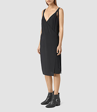 Femmes Vea Dress (Black) -