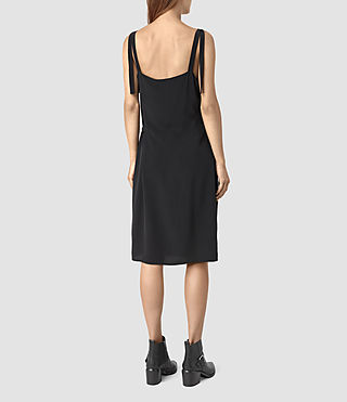 Femmes Vea Dress (Black) - product_image_alt_text_4