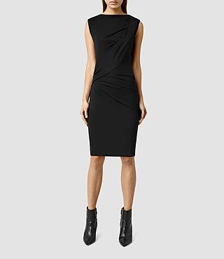 Women's Edge Dress (Black)