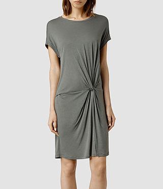 Womens Mast Mar Dress (Anthracite)