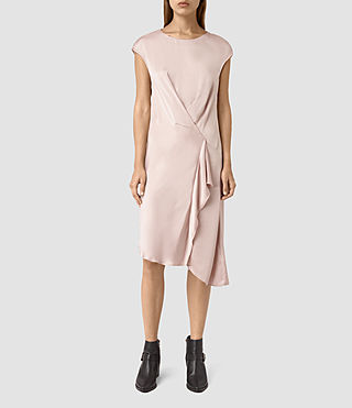 Women's Breeze Dress (ROSE PINK)
