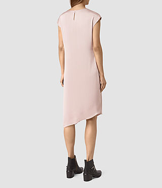Women's Breeze Dress (ROSE PINK) - product_image_alt_text_4