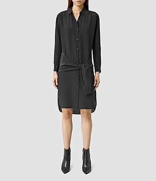 Women's Cannan Dress (Black)