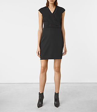 Women's Codia Dress (Black) -
