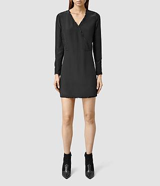 Women's Riyo Dress (Black)