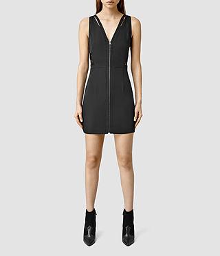Women's Layton Dress (Black)