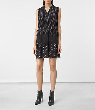 Damen Lin Flic Dress (Black)