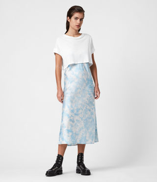 Imo Tie Dye 2-In-1 Dress