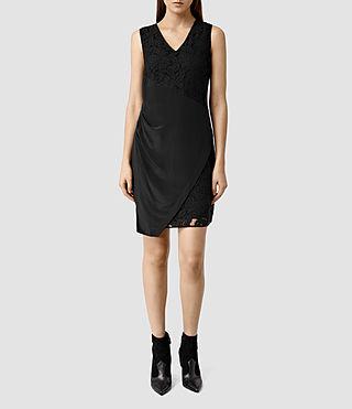 Women's Arlow Lace Dress (Black)