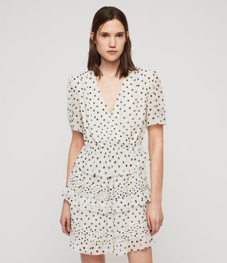 Ilia Dot Dress