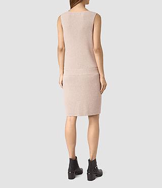 Damen Rassa Dress (SandstonePinkMarl) - product_image_alt_text_5