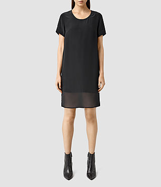 Women's Aroma Dress (Black)