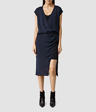 Women's Kelso Dress (Ink Blue)