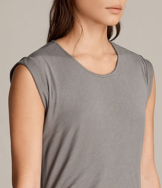 Women's Gamma Dress (ANTHRACITE GREY) - Image 2