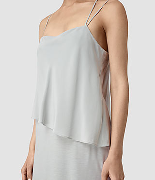 Mujer Mira Dress (MIRAGE GREY) - product_image_alt_text_2