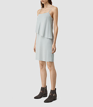 Womens Mira Dress (MIRAGE GREY) - product_image_alt_text_3
