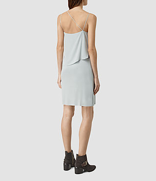 Womens Mira Dress (MIRAGE GREY) - product_image_alt_text_4