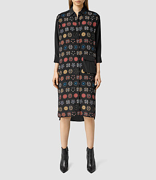 Women's Lupine Aries Dress (Black)