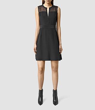 Women's Thorn Dress (Black)