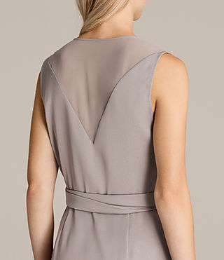 Mujer Vestido Anika (Silver Grey) - product_image_alt_text_6