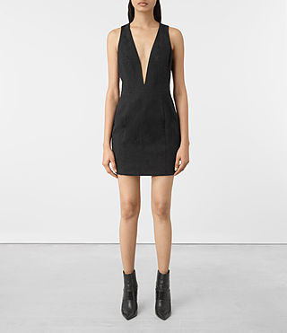 Womens Dalea Dress (Black)