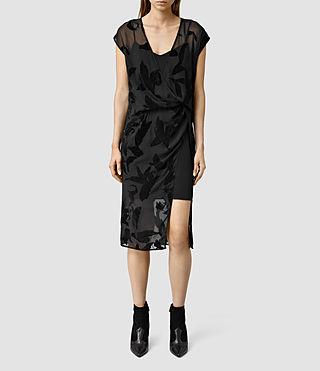 Women's Kelso Lux Dress (Black)