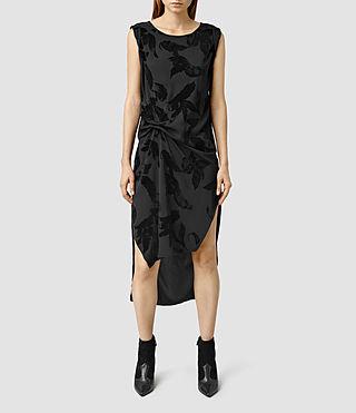 Women's Riviera Lux Dress (Black)