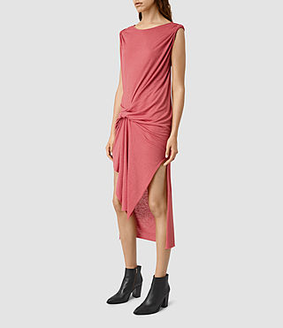 Mujer Vestido Riviera Devo (SORBET PINK) - product_image_alt_text_2
