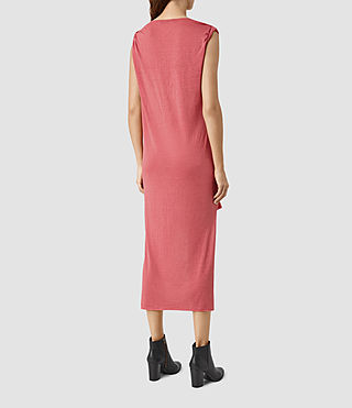 Mujer Vestido Riviera Devo (SORBET PINK) - product_image_alt_text_3