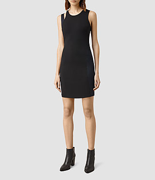 Womens Rado Dress (Black)