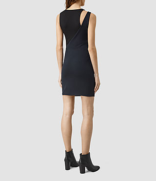 Mujer Rado Dress (Black) - product_image_alt_text_3