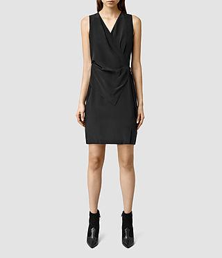 Women's Ashlar Dress (Black)