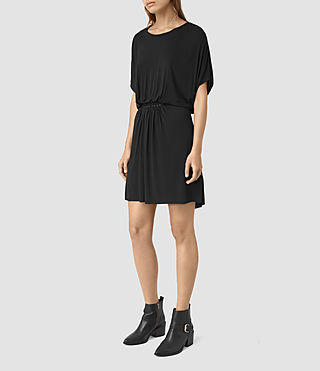 Womens Aria Dress (Black)