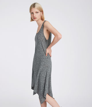 Ella Flame Dress