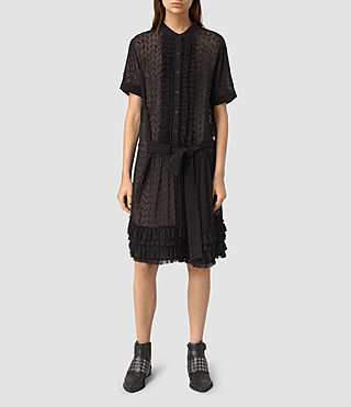 Women's Abel Emrys Dress (Black)