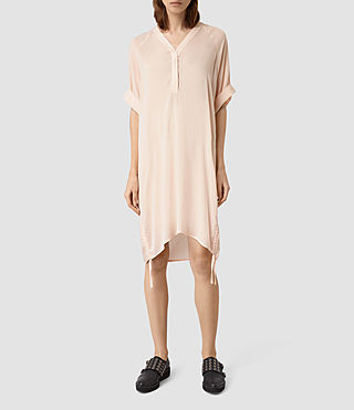 Women's Isle Dress (CAMI PINK)