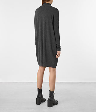Femmes Granville Dress (Charcoal Grey) - product_image_alt_text_5