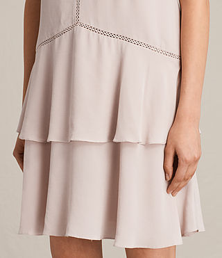 Women's Karin Dress (NUDE PINK) - product_image_alt_text_3