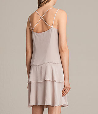 Women's Karin Dress (NUDE PINK) - product_image_alt_text_7