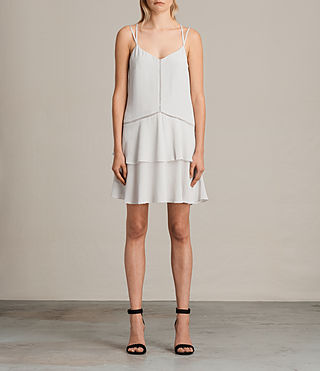 Women's Karin Dress (SOAP GREY) - Image 1