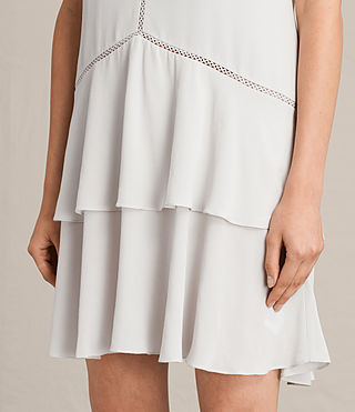 Women's Karin Dress (SOAP GREY) - Image 3