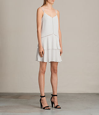 Women's Karin Dress (SOAP GREY) - Image 4