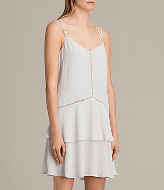 Women's Karin Dress (SOAP GREY) - Image 8