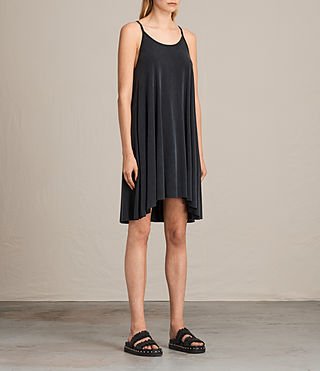 Damen Conley Dress (Washed Black) - product_image_alt_text_3