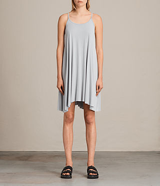 Womens Conley Dress (Cloud) - product_image_alt_text_1