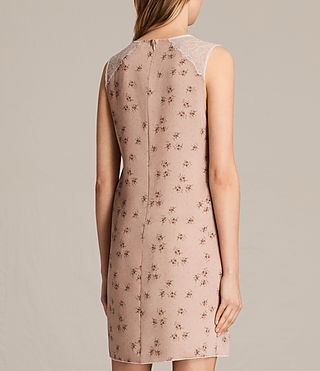 Mujer Prism Rosalie Dress (BLUSH PINK) - product_image_alt_text_7