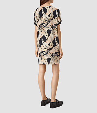 Mujer Sonny Fuji Dress (Black) - product_image_alt_text_4